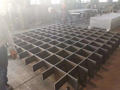 港润钢格板厂房实拍