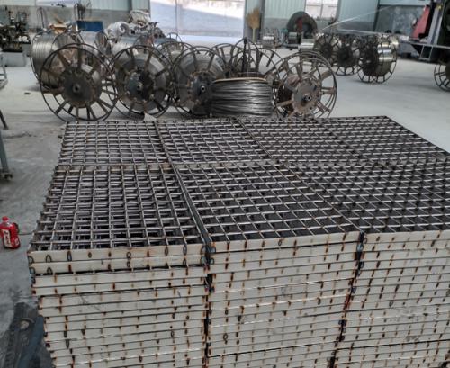 港润热镀锌钢格板厂房实拍